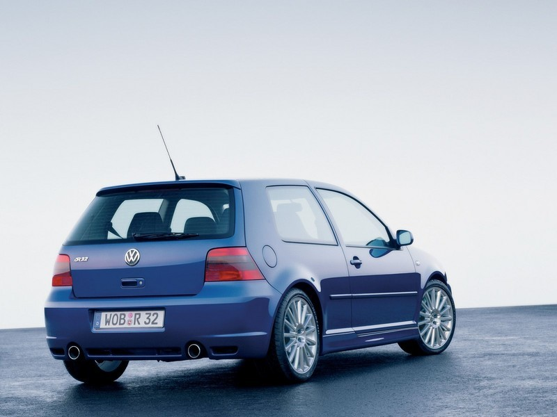 2005 Volkswagen Golf R32 Top Speed