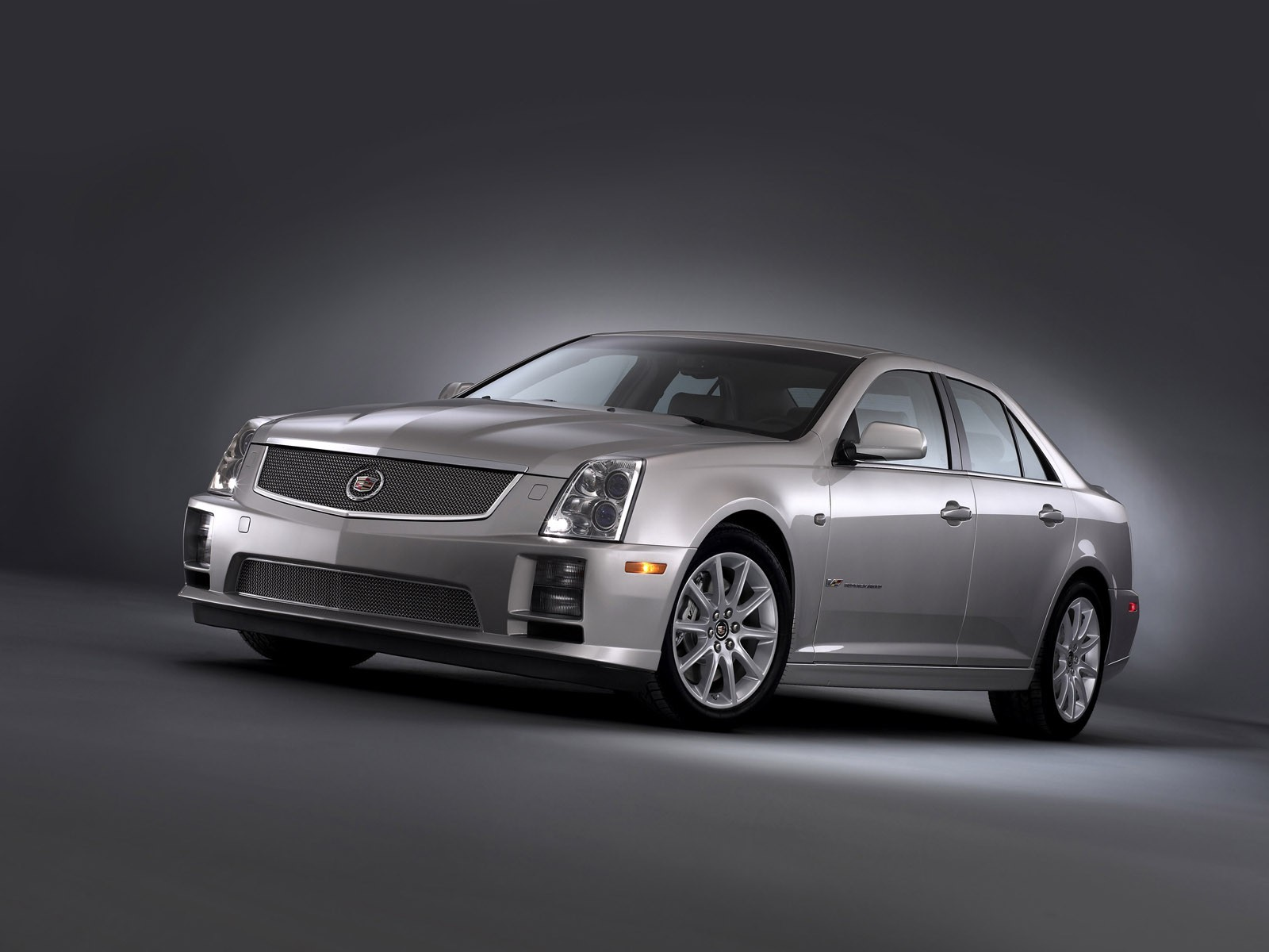 Different Types Of Cars >> 2006 Cadillac STS-V | Top Speed