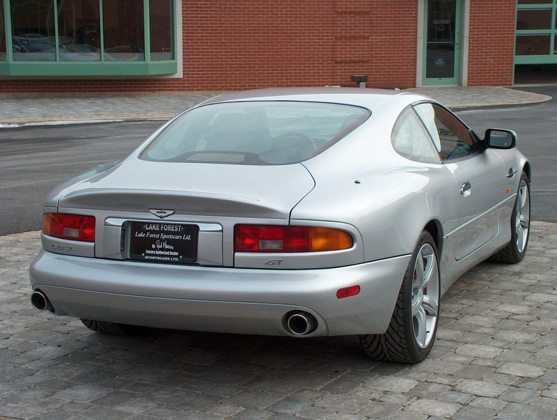 2002 2003 aston martin db7 gt top speed