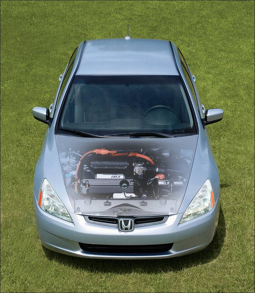 The Honda Accord Hybrid Is A Hybrid Car Version Of The Honda Accord Made  For The United States Domestic Market. It Became The Companyu0027s Third Hybrid  When ...