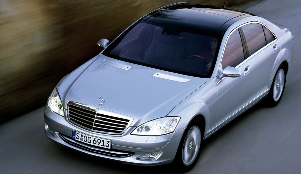 2005 Mercedes S-Class From 2005 (W221) Pictures, Photos ...