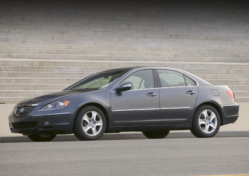 2006 acura rl picture 35788 car review top speed. Black Bedroom Furniture Sets. Home Design Ideas