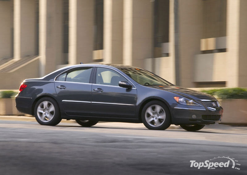 2006 acura rl picture 35773 car review top speed. Black Bedroom Furniture Sets. Home Design Ideas