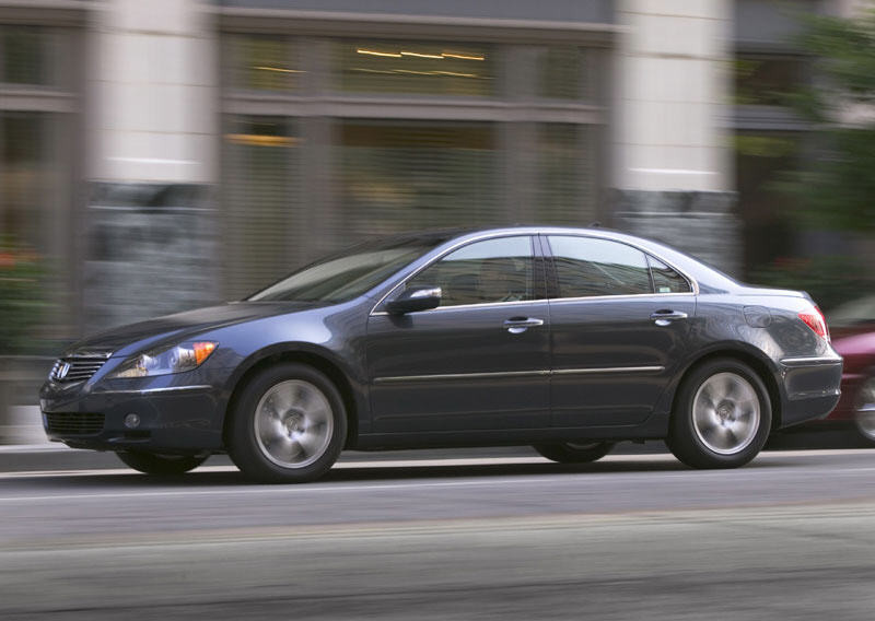 2006 acura rl picture 35774 car review top speed. Black Bedroom Furniture Sets. Home Design Ideas