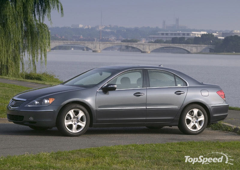 2006 acura rl picture 35775 car review top speed. Black Bedroom Furniture Sets. Home Design Ideas