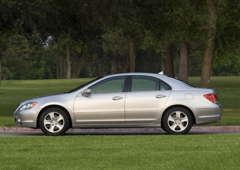 2006 acura rl picture 35780 car review top speed. Black Bedroom Furniture Sets. Home Design Ideas