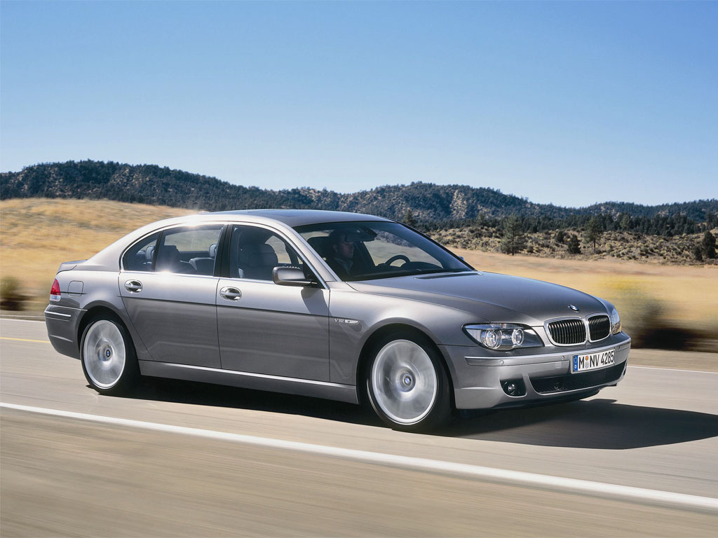 2006 Bmw 760li Pictures Photos Wallpapers Top Speed