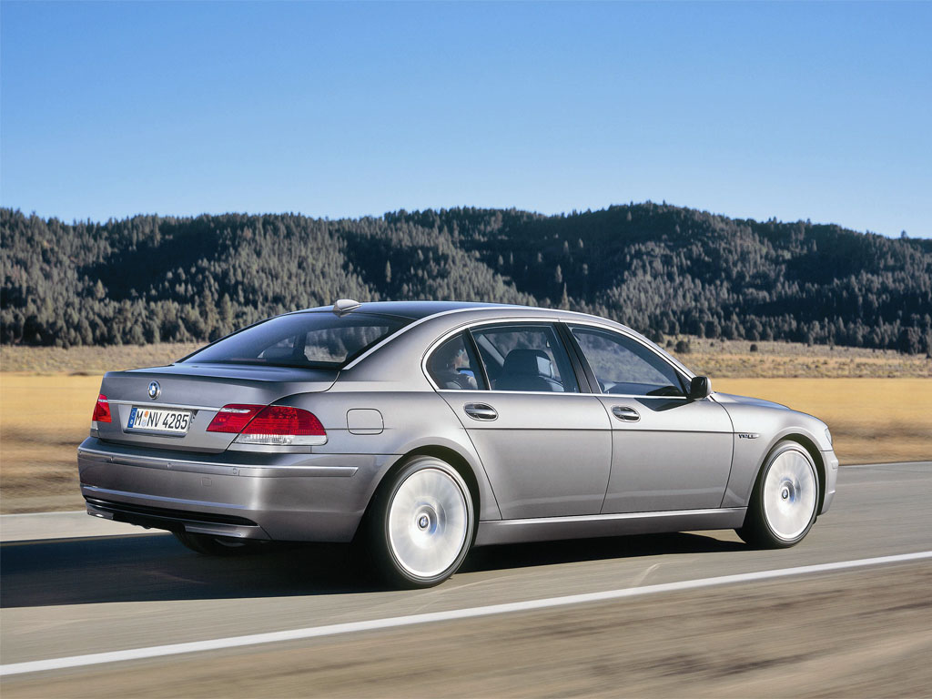 Coupe Series » 2006 Bmw 760li - BMW Car Pictures, All Types All Models
