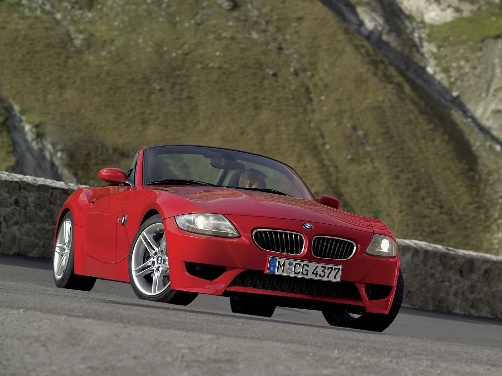 2006 BMW Z4 M Roadster Review - Top Speed