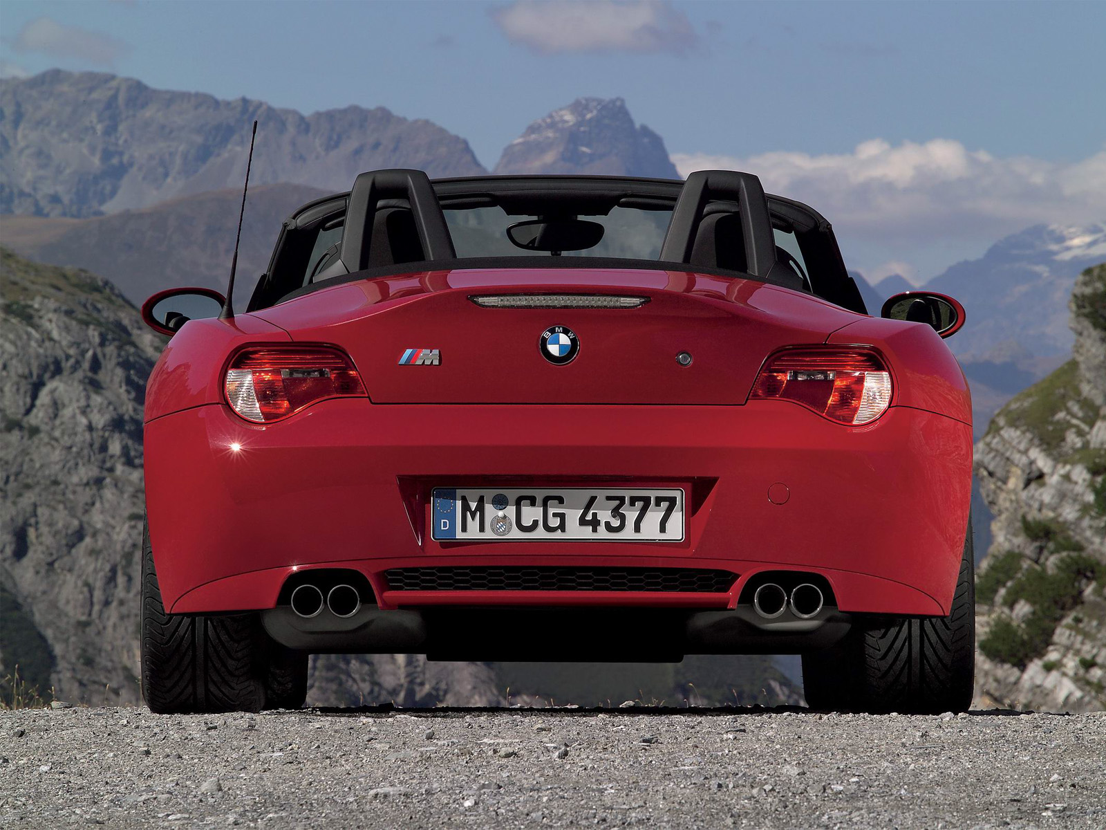 2006 BMW Z4 M Roadster | Top Speed