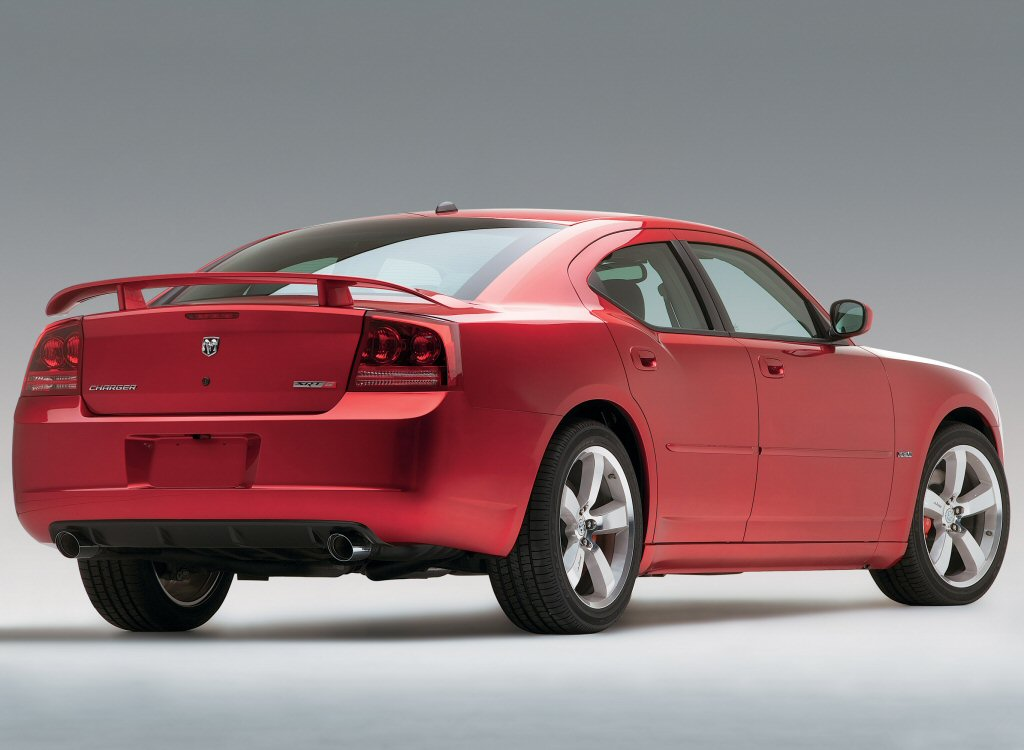 2006 Dodge Charger Srt8 Top Speed