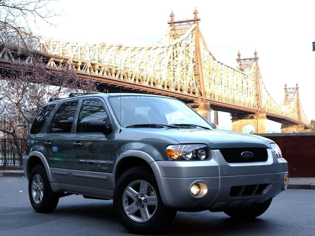2006 ford escape hybrid review gallery 33815 top speed. Black Bedroom Furniture Sets. Home Design Ideas