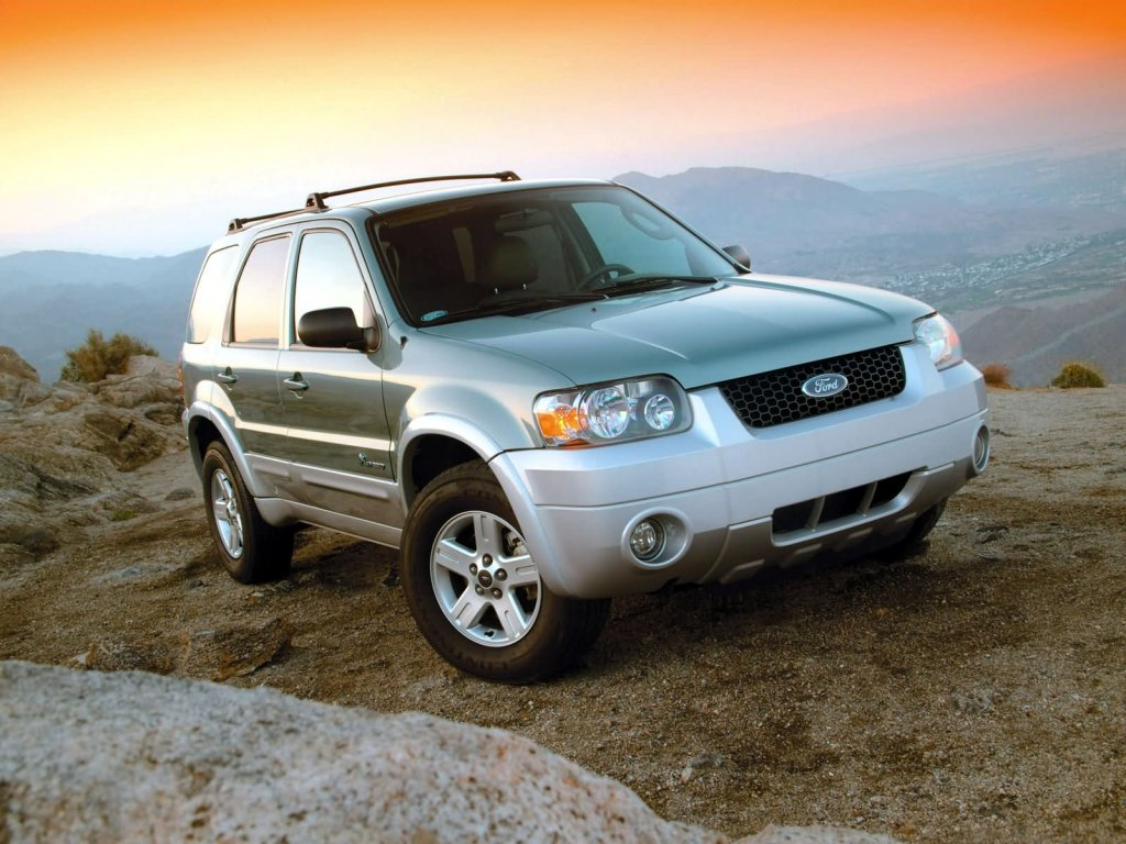 2006 ford escape hybrid review top speed. Black Bedroom Furniture Sets. Home Design Ideas