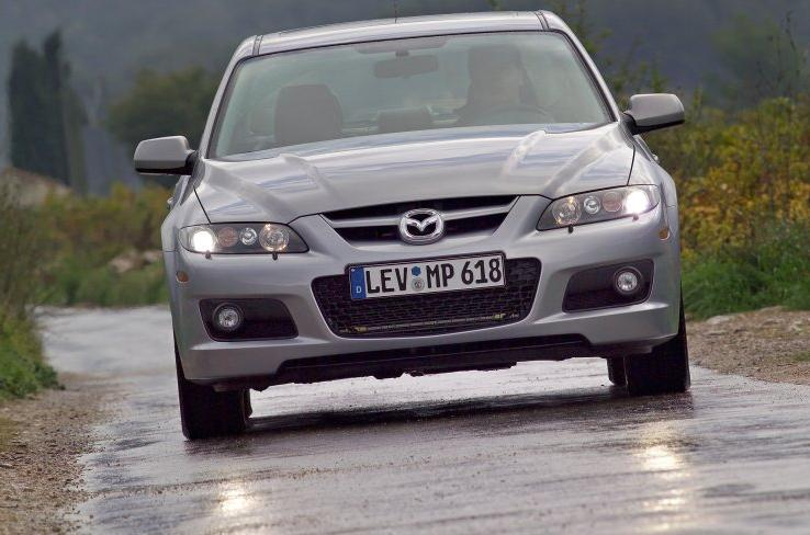 2006 Mazda6 MPS | Top Speed