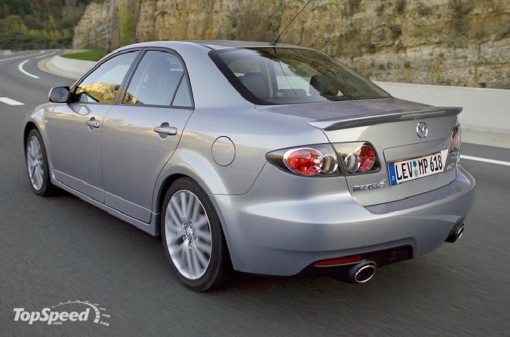 Captivating And Sportsay Mazda+6+2006