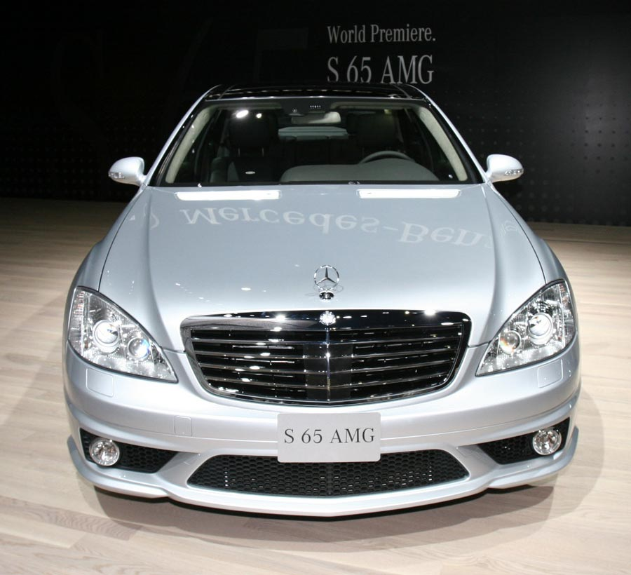 2006 mercedes s class amg s63 s65 review top speed. Black Bedroom Furniture Sets. Home Design Ideas