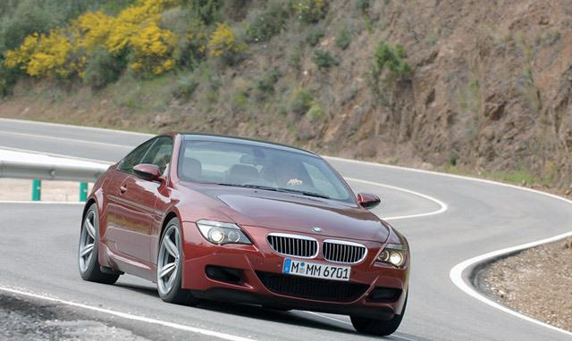 Wonderful 2007 BMW M6 Review   Top Speed. »
