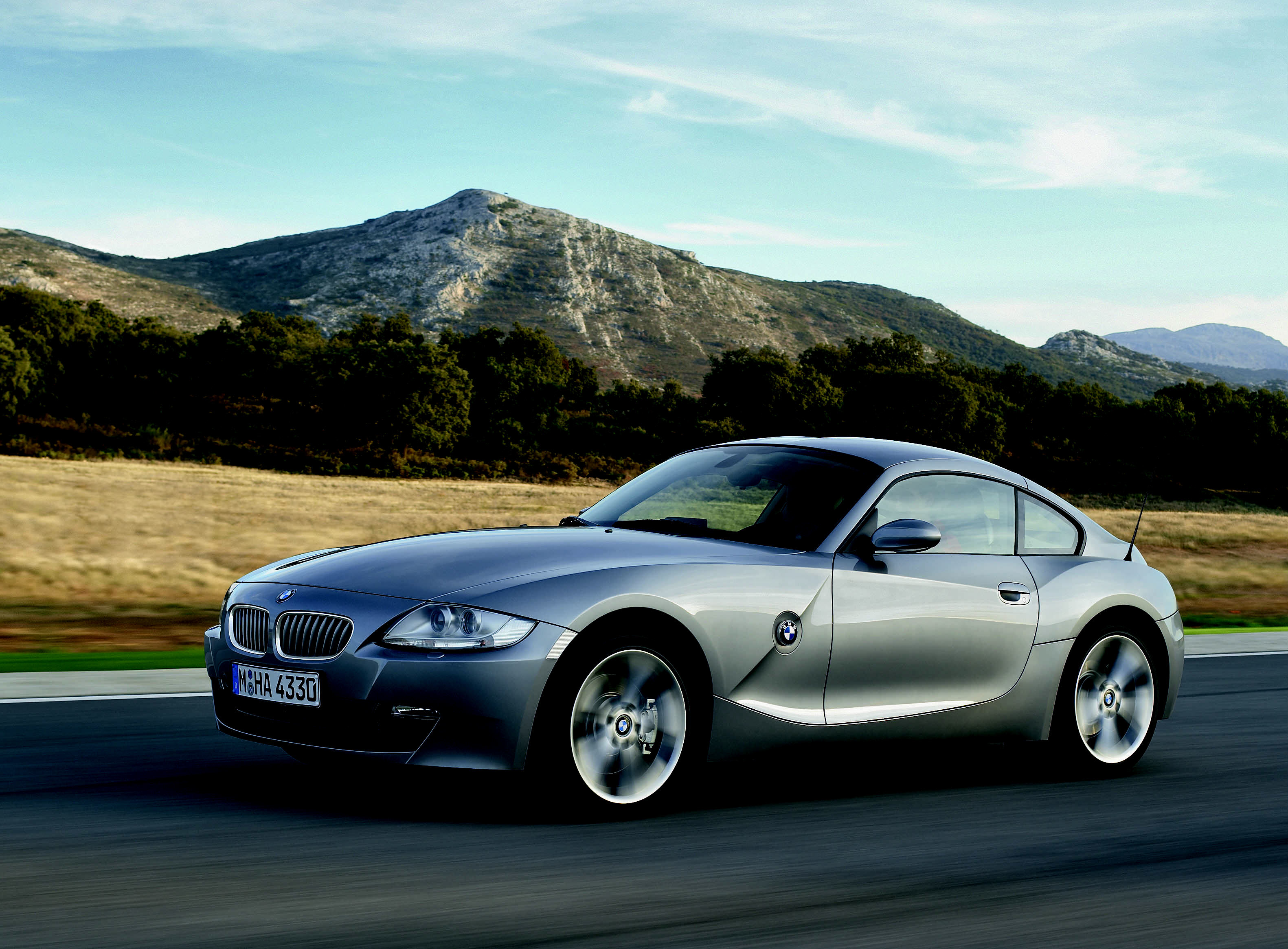 2007 Bmw Z4 Coupe Gallery 35689 Top Speed