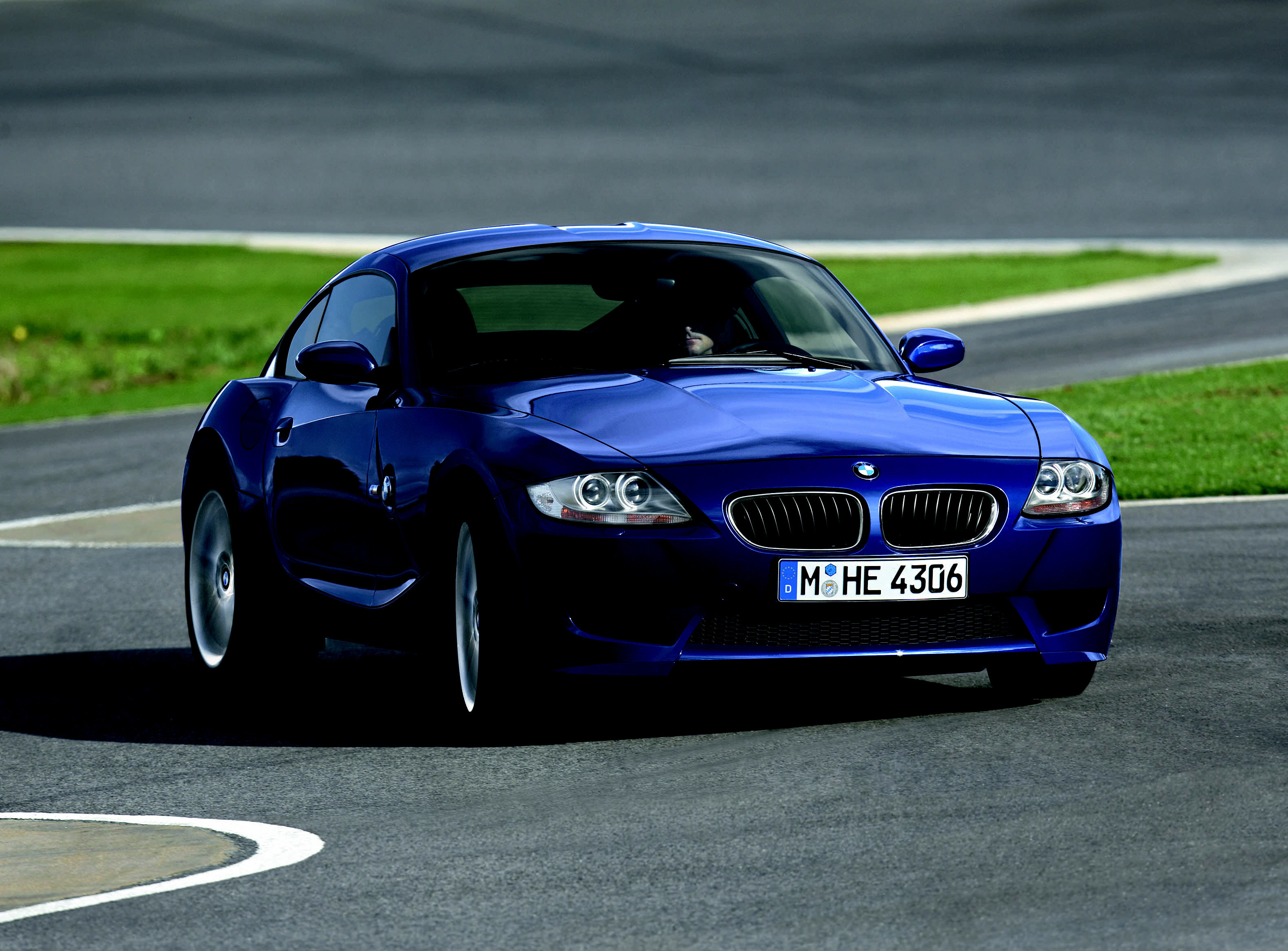 2007 bmw z4 m coupe review - top speed