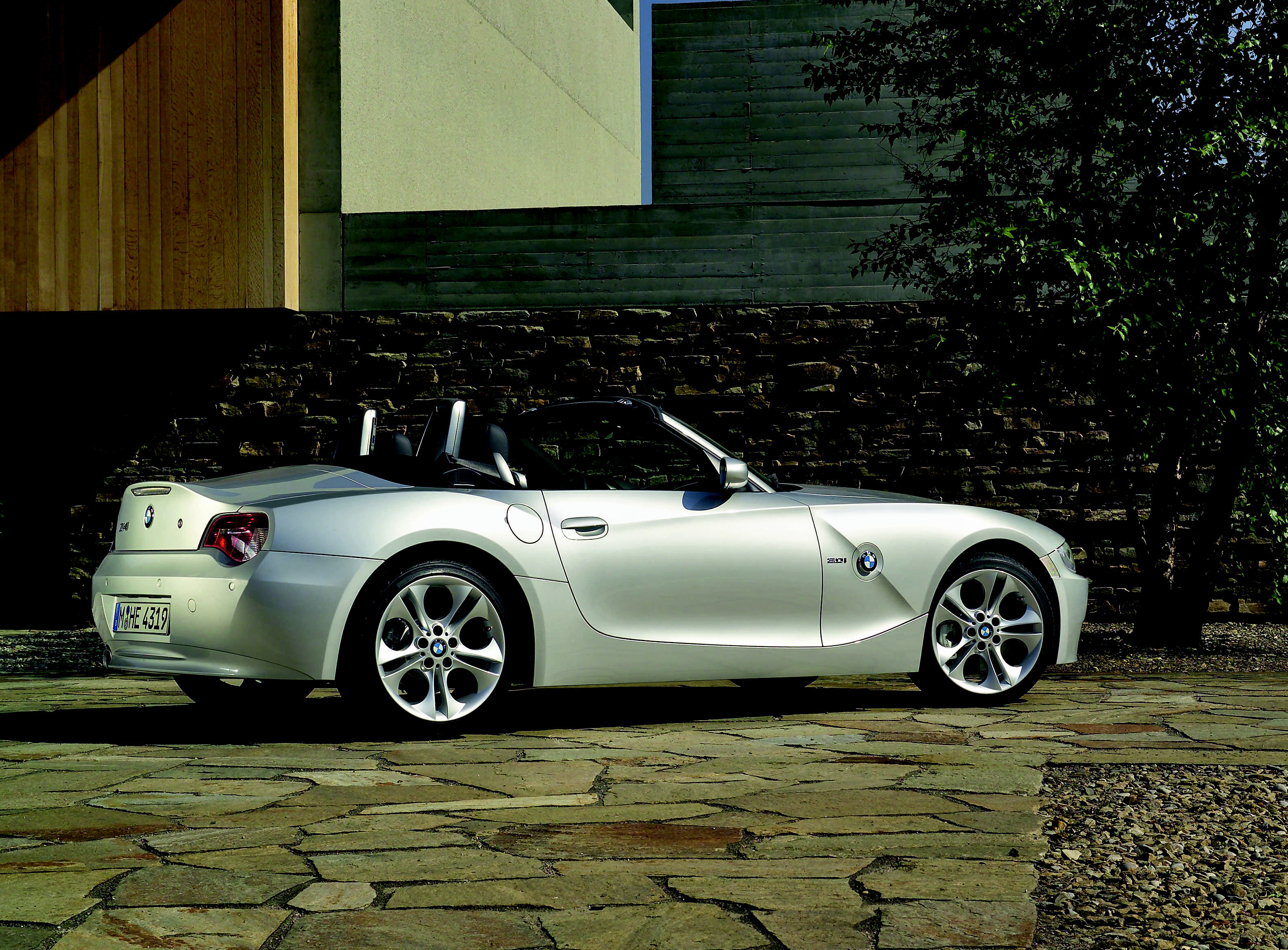 2007 Bmw Z4 Roadster Review Top Speed