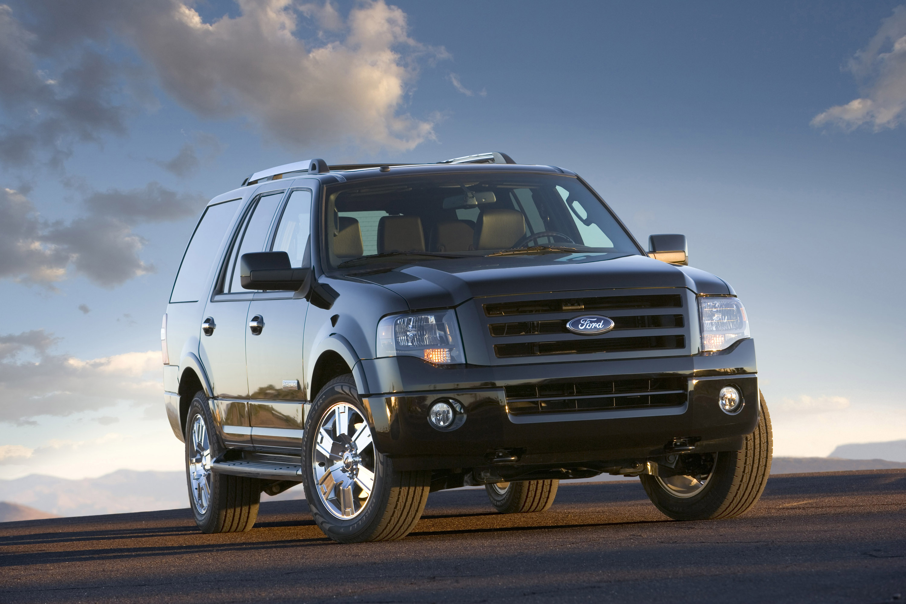 2007 ford expedition top speed