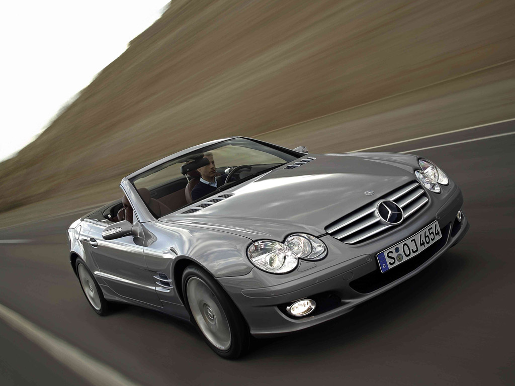 mercedes benz sl 500 2007 review top speed. Black Bedroom Furniture Sets. Home Design Ideas