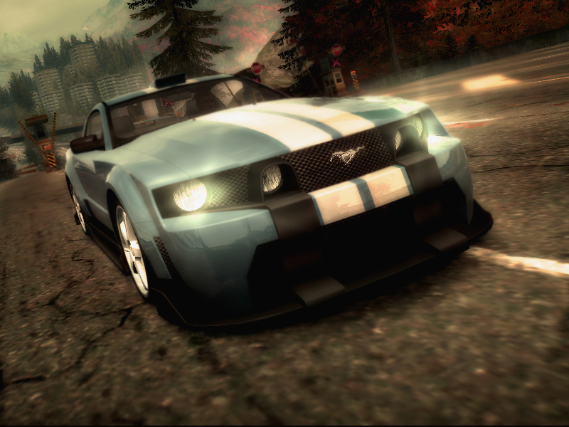 Need For Speed Most Wanted Gallery 34060 | Top Speed