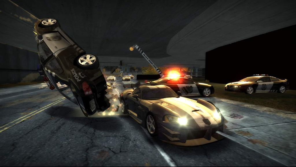 Need For Speed Most Wanted | Top Speed