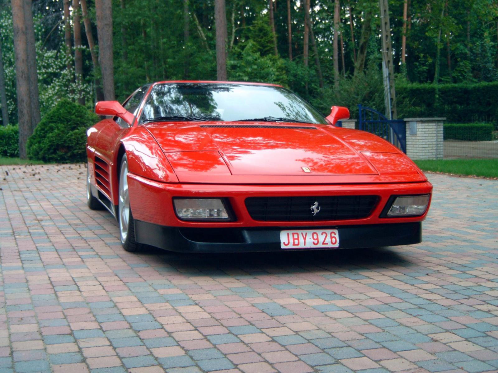 1989 1995 ferrari 348 ts review top speed the 348 was powered by ferraris 3405cc v8 introduced with the car in 1989 the 90 light alloy v8 had 1041 compression and 48 valves actuated by four vanachro Images