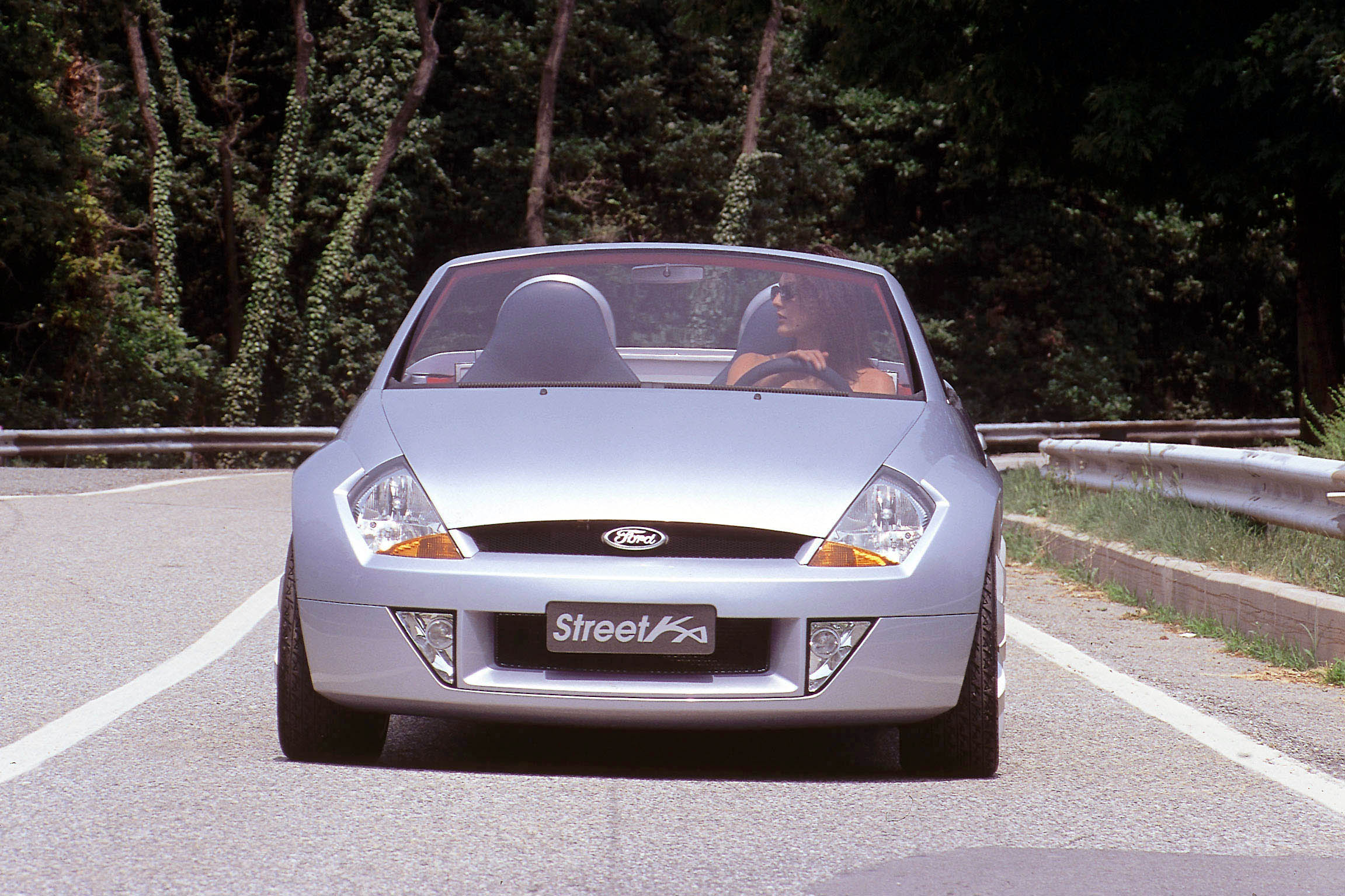 Ford Streetka Top Speed