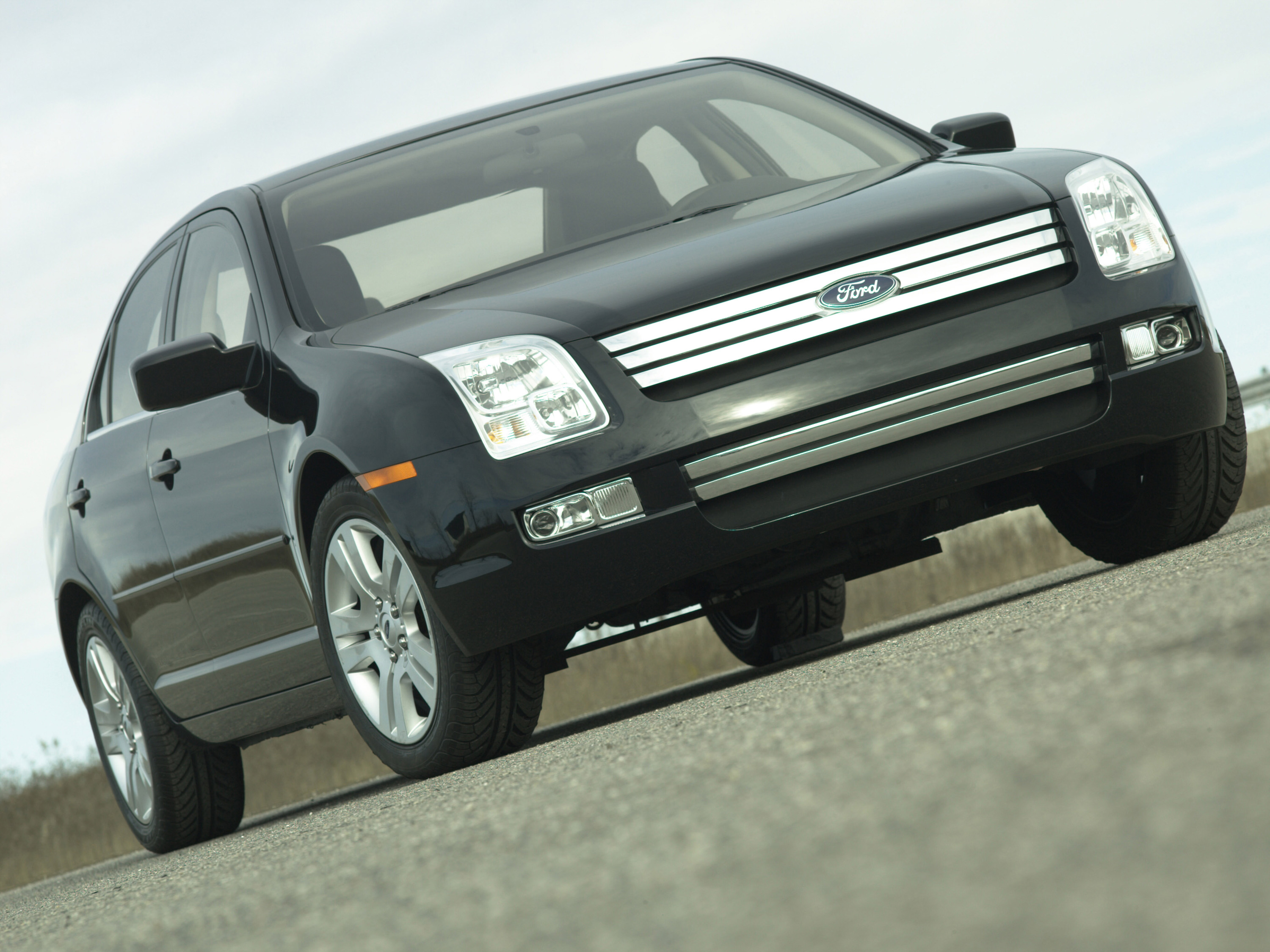 2005 ford fusion pictures photos wallpapers top speed. Black Bedroom Furniture Sets. Home Design Ideas