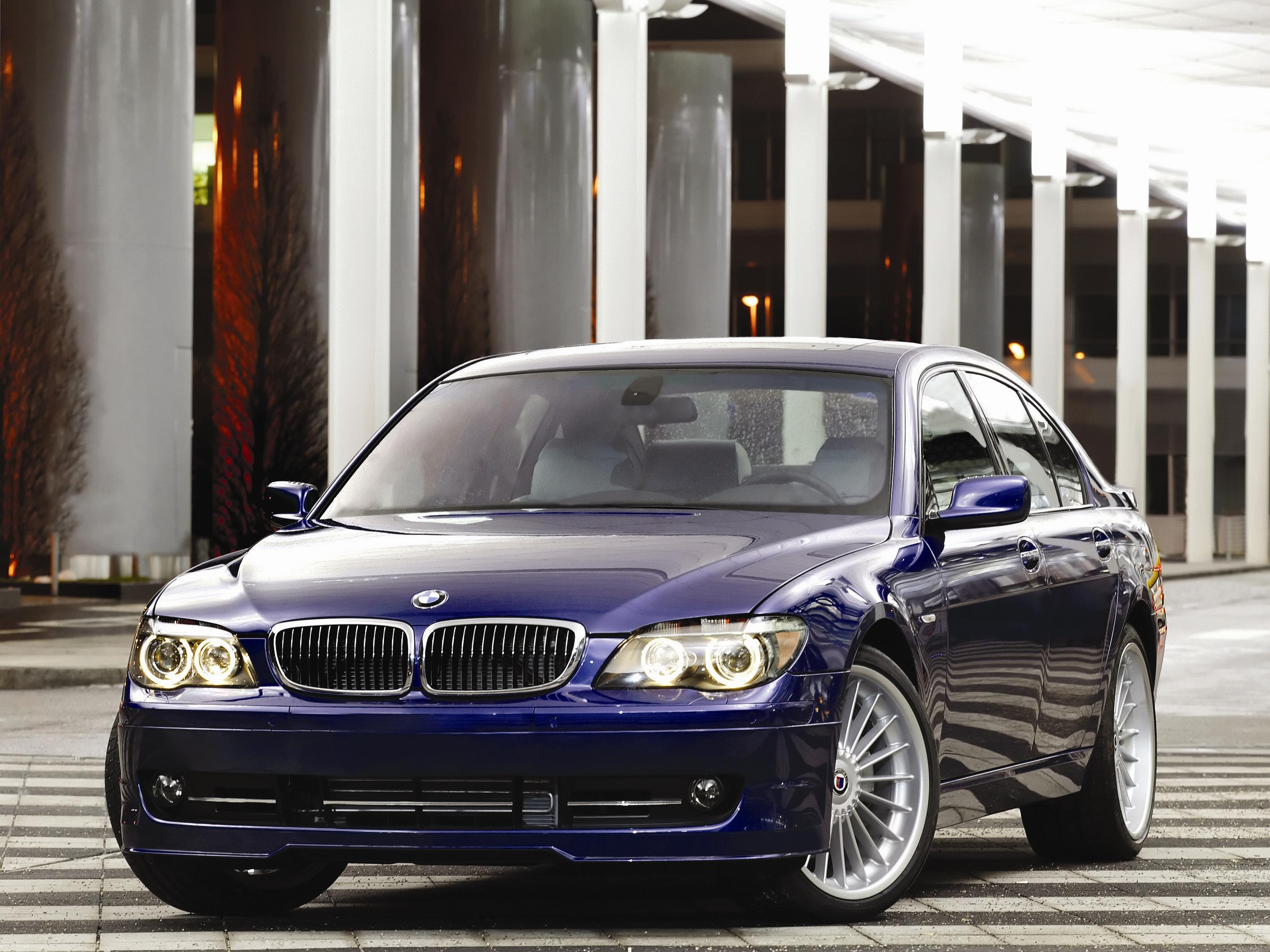 2006 BMW Alpina B7 Review - Top Speed