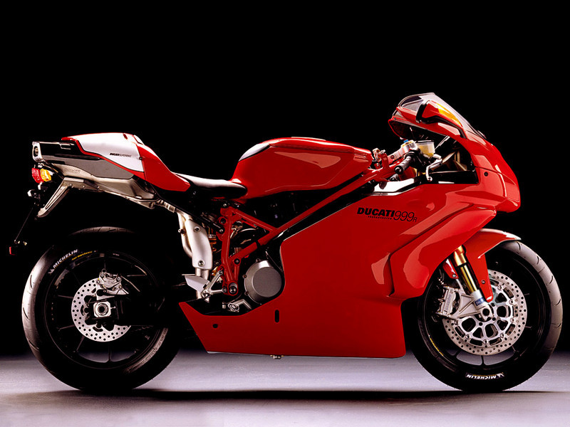 Sports Motorcycles Ducati