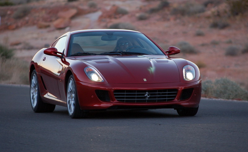 2006 Ferrari 599 Gtb Fiorano Top Speed