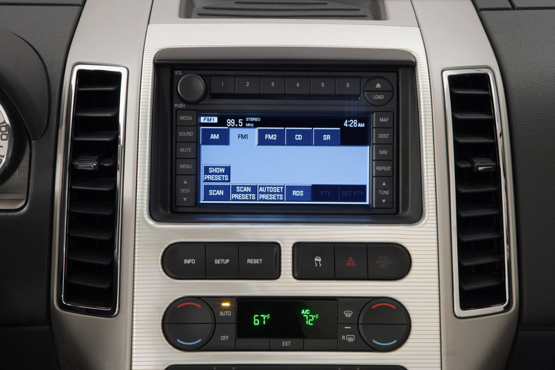 2006 ford edge review - top speed