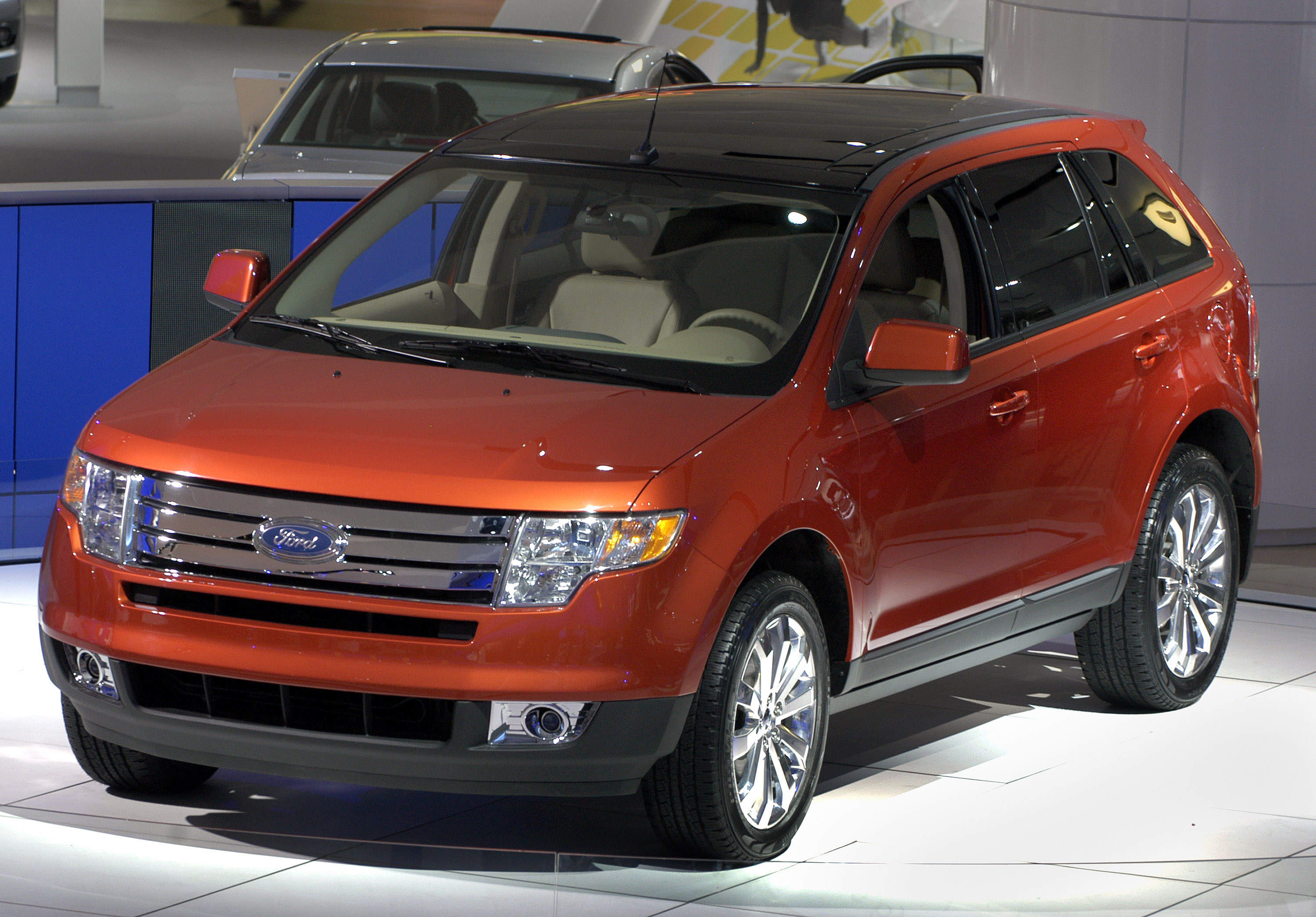 2006 ford edge top speed. Black Bedroom Furniture Sets. Home Design Ideas
