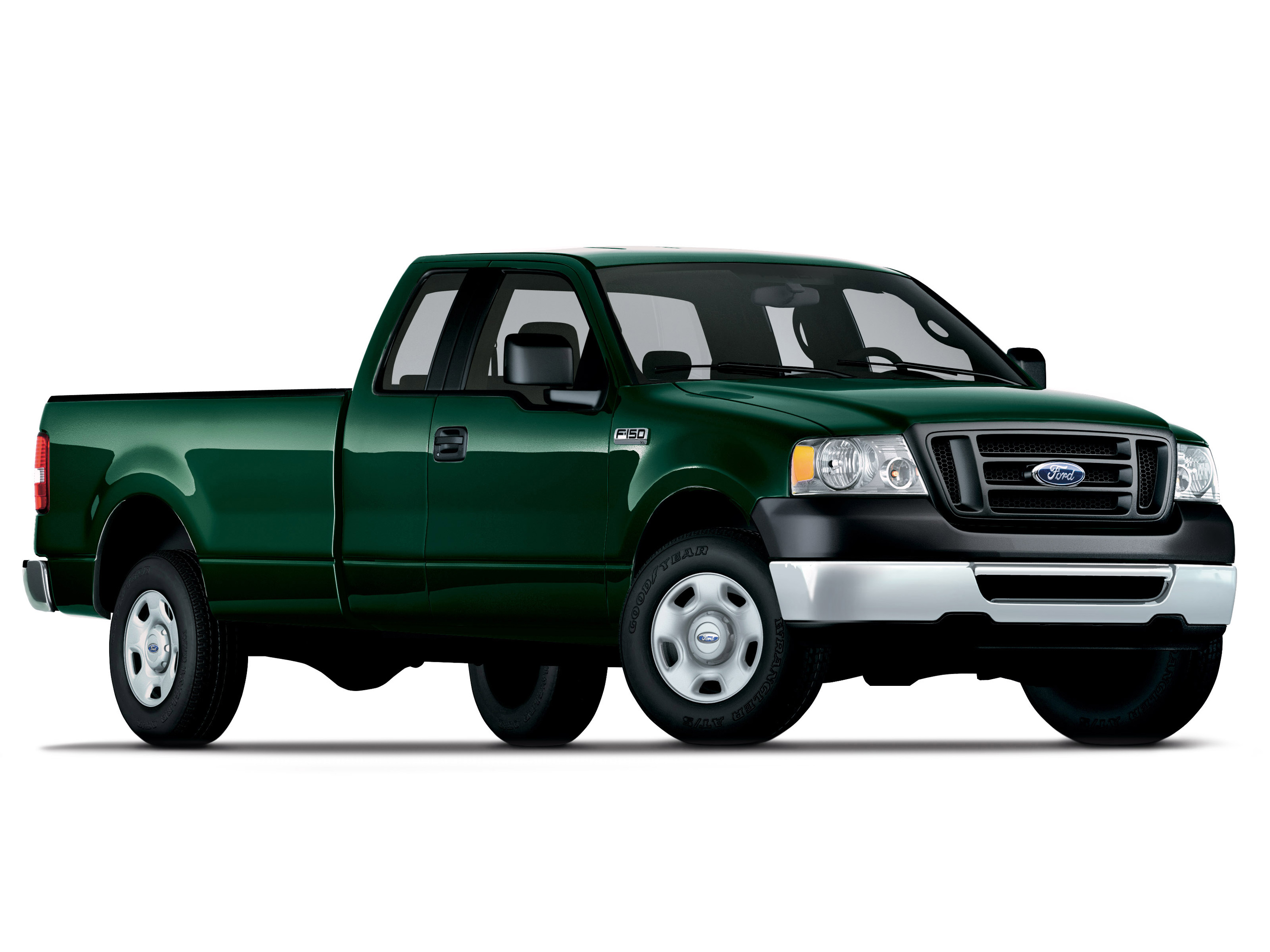 2006 ford f 150 top speed