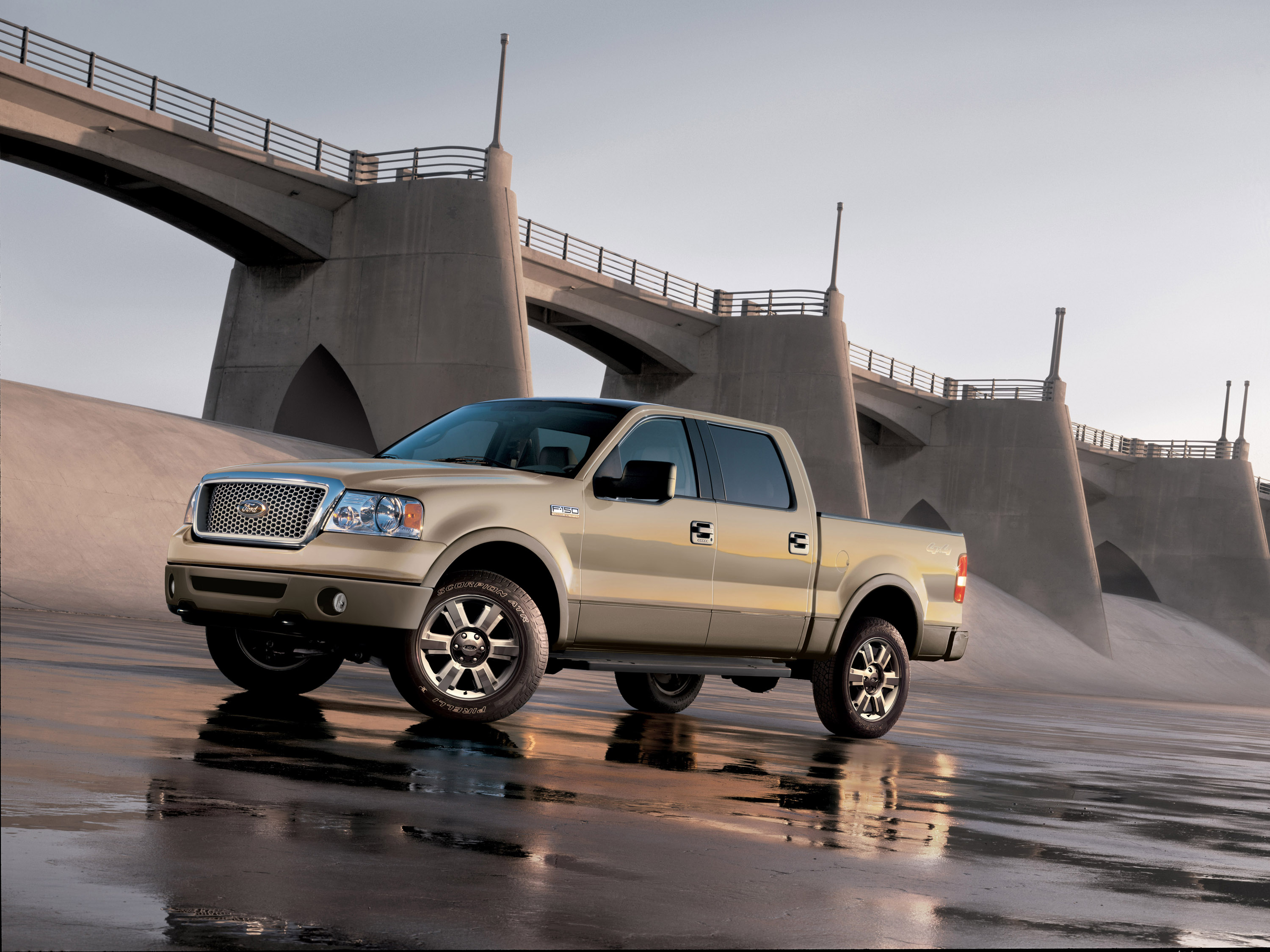 2006 Ford F 150 Top Speed King Ranch