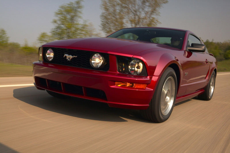 2006 Ford Mustang Review Gallery 38342 Top Speed