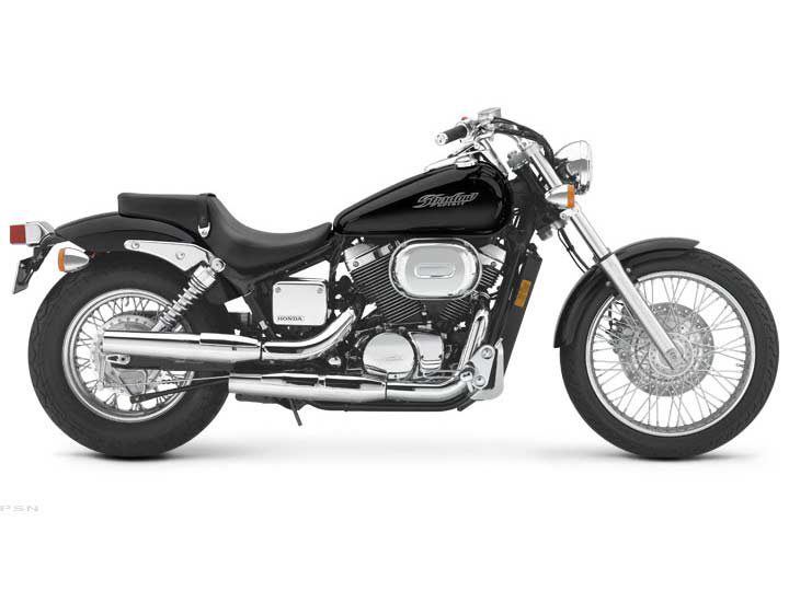 2006 Honda Shadow Spirit 750 | Top Speed