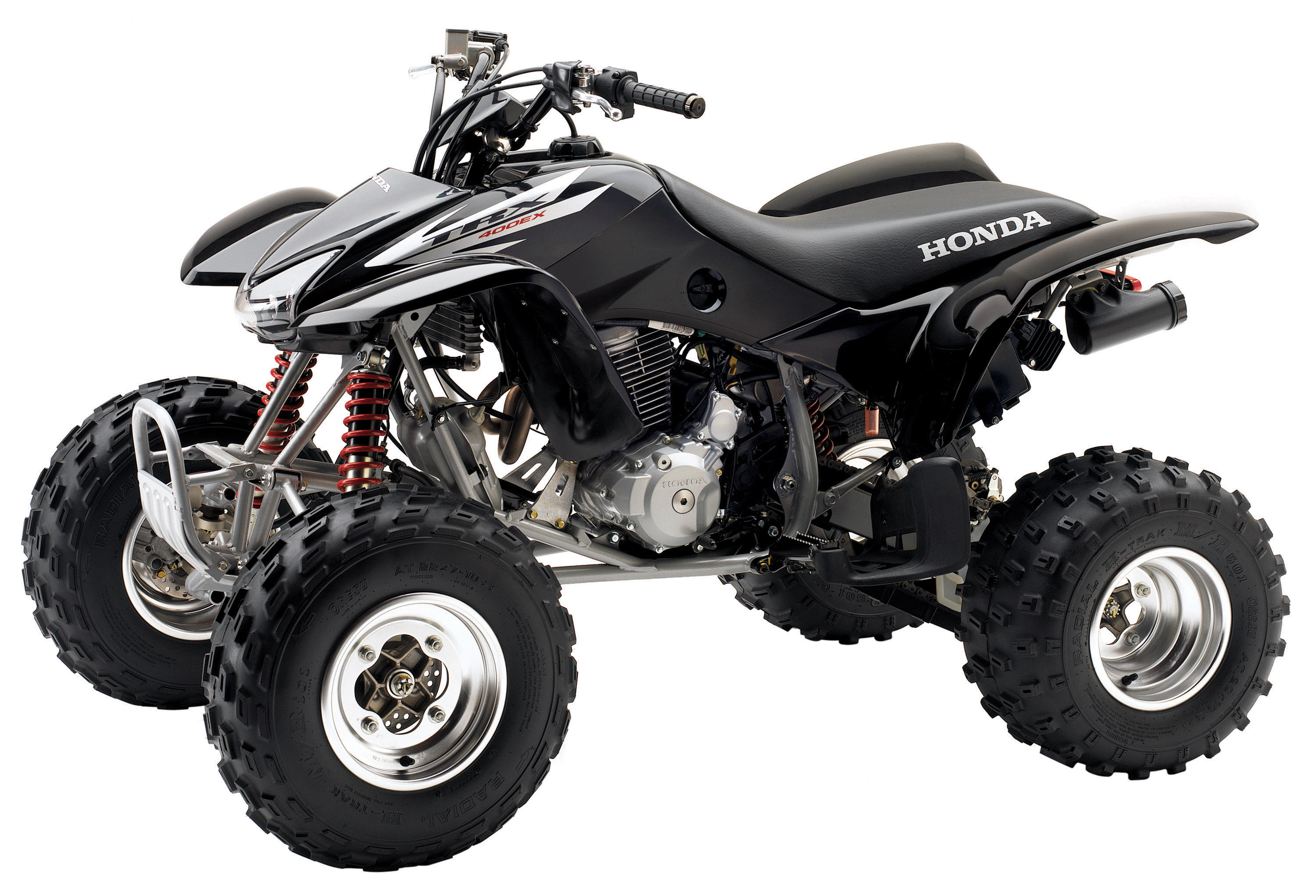2006 Honda TRX 400 EX | Top Speed. »