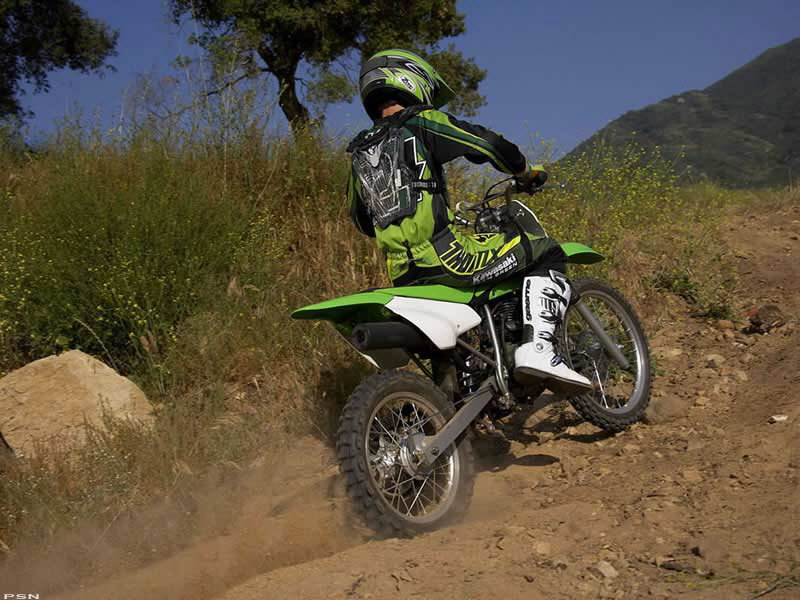 2006 kawasaki klx125l review top speed. Black Bedroom Furniture Sets. Home Design Ideas