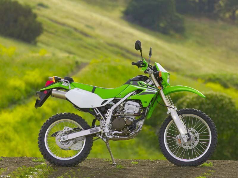 2006 Kawasaki KLX250S | Top Speed