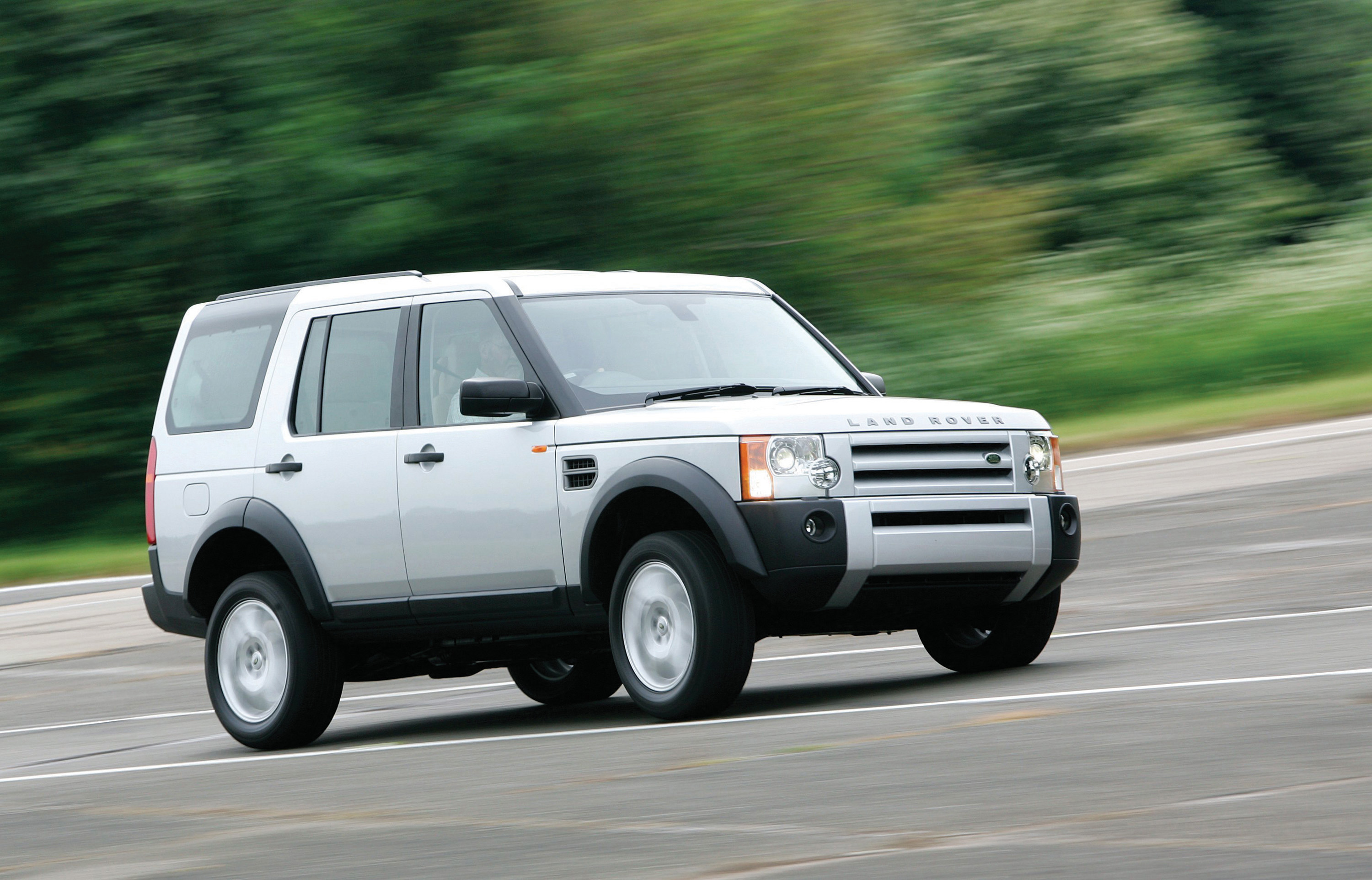 2006 landrover lr3 pictures photos wallpapers top speed. Black Bedroom Furniture Sets. Home Design Ideas