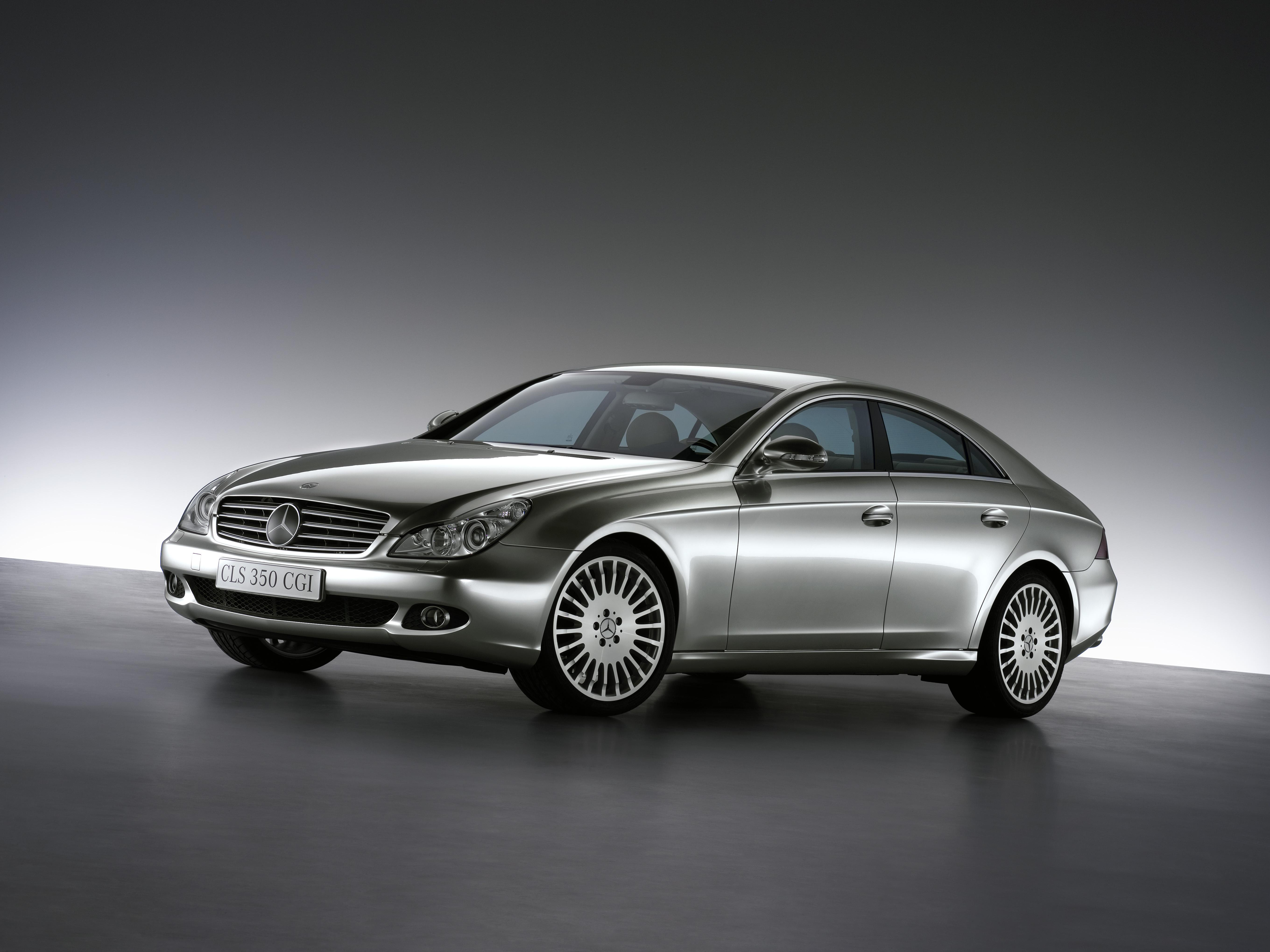 2006 mercedes cls 350 cgi pictures photos wallpapers. Black Bedroom Furniture Sets. Home Design Ideas