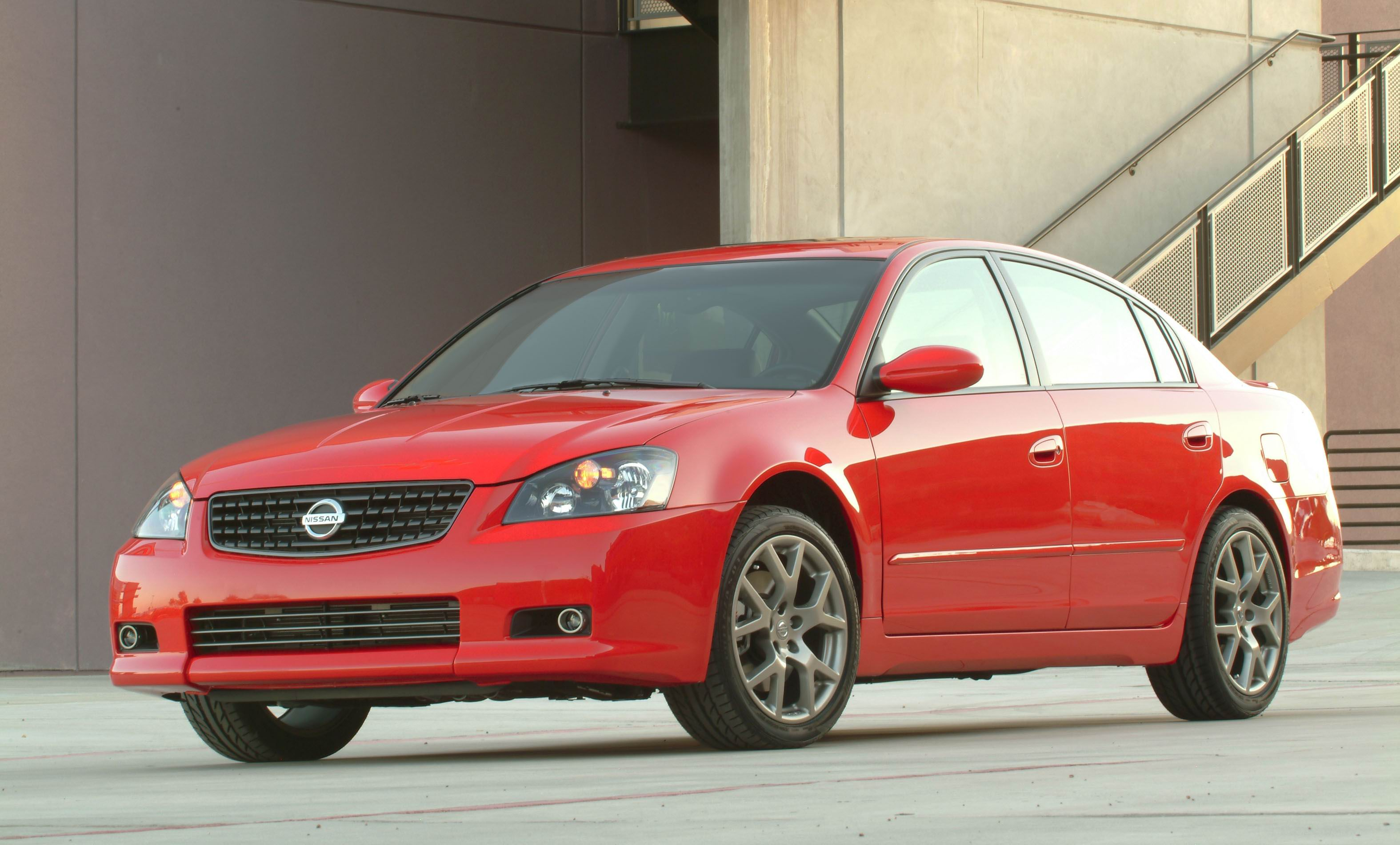 2006 Nissan Altima Se R Review Top Speed