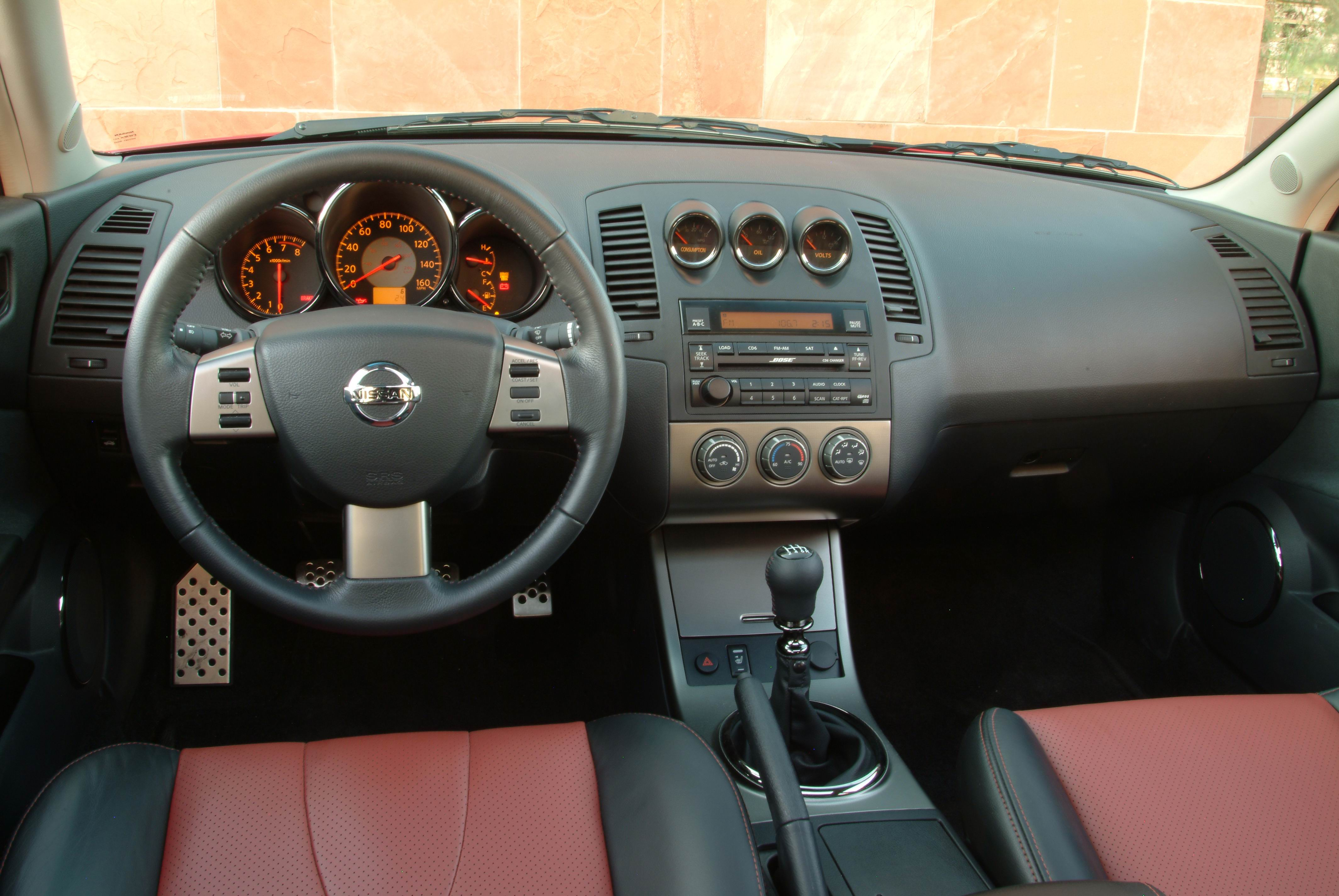 Exceptional 2006 Nissan Altima SE R | Top Speed. »
