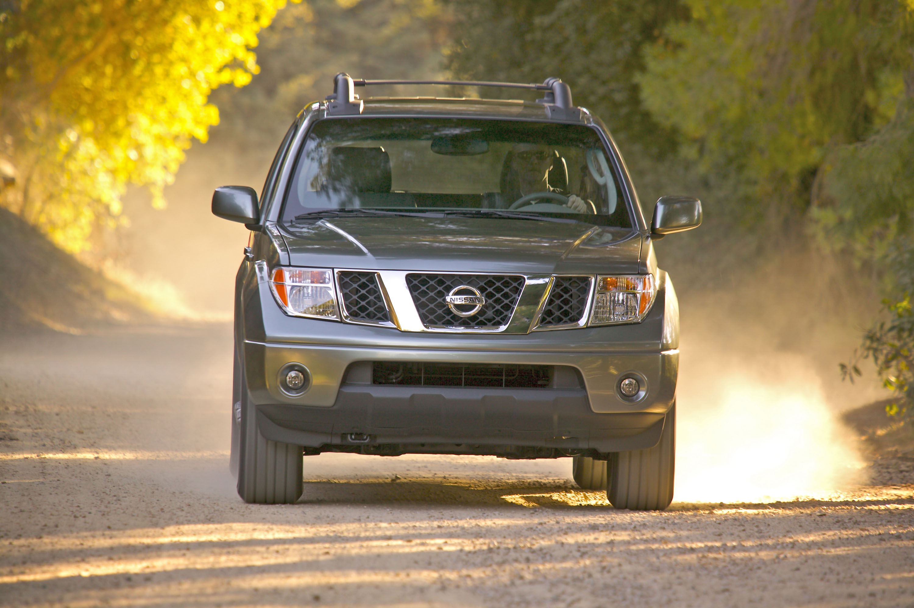 cars used frontier top speed nissan review