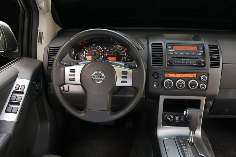 2006 Nissan Pathfinder Review   Top Speed. »