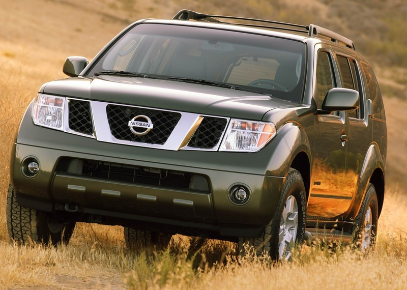 2006 Nissan Pathfinder Top Speed